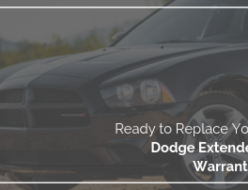Is Your Dodge Extended Warranty Expiring?