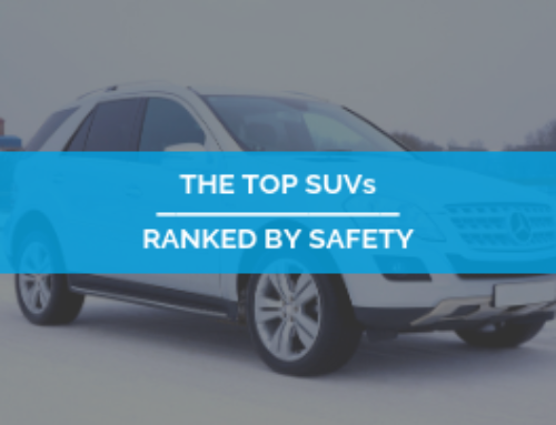 The Best SUVs Ranked by Safety Features