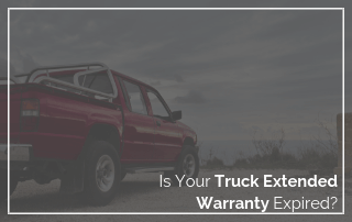 is your truck extended warranty expired?