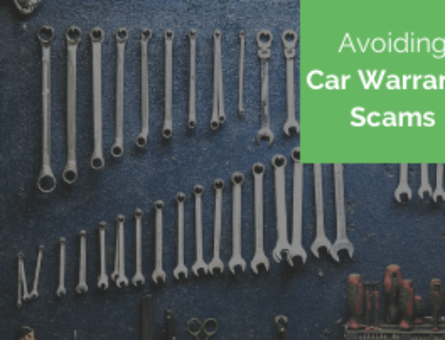 How to Avoid Car Warranty Scams