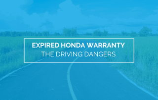 expired honda warranty