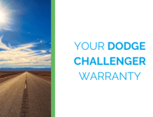 Is Your Dodge Challenger Warranty Expiring?